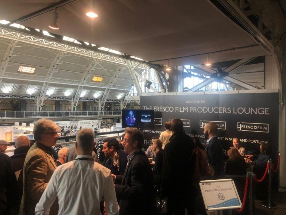 Fresco Film at FOCUS London 2019