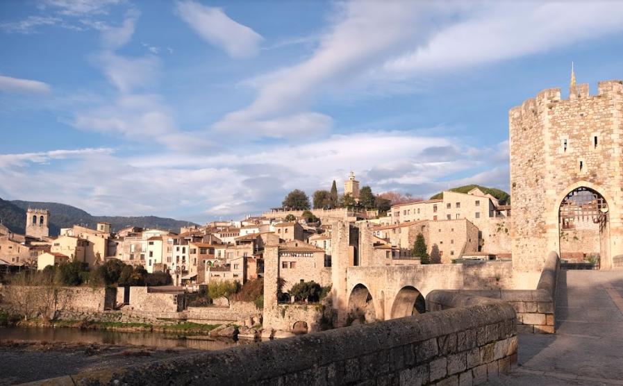 fresco film Westworld filming in Spain
