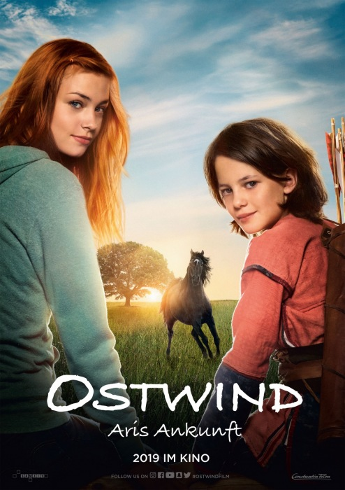 ostwind poster, fresco film services