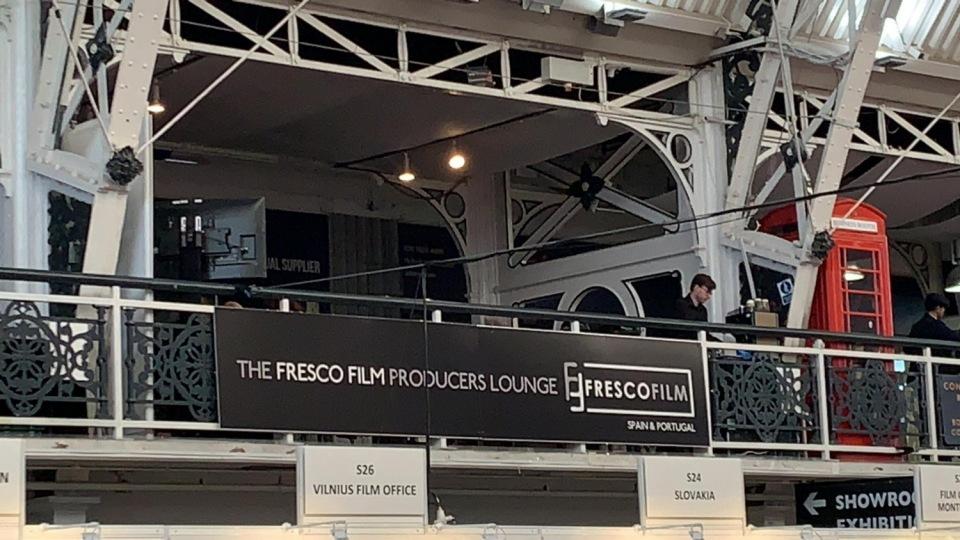 the fresco film producers lounge
