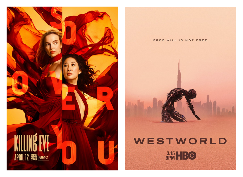 Killing Eve west world